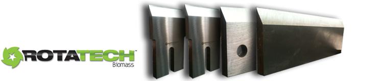 Rotatech Biomass Blades