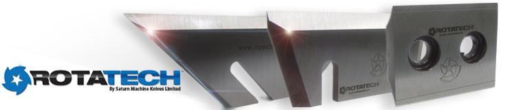 Rotatech Chipper Blades